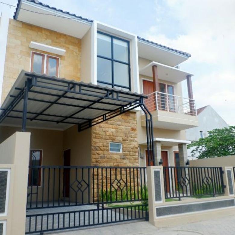 Djual Rumah Baru Siap Huni di DM Village Giwangan Yogya