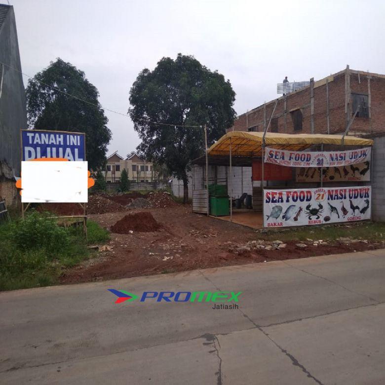 Tanah Luas Pinggir Jalan Raya Bojong Kulur, Jatiasih, Bekasi