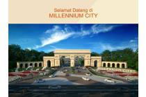 Dipasarkan Rumah 2 lt. Cluster terbaru dr Millenium City, Nup 5jt refndble