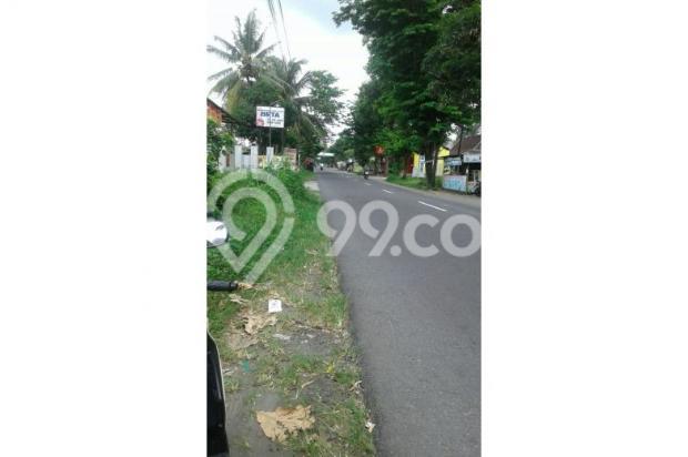 Tanah Dijual Jogja Utara, Dijual Tanah Mangku Jalan Raya Tajem Sleman 9488750