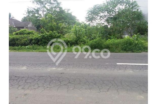 Tanah Dijual Jogja Utara, Dijual Tanah Mangku Jalan Raya Tajem Sleman 9488784