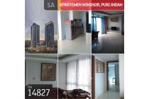 Apartemen Windsor, Puri Indah, Jakrta Barat, 113 m², Lt 1