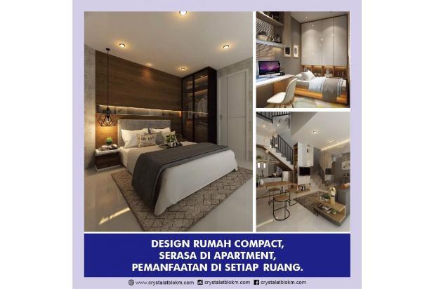 Rp774jt Apartemen Dijual