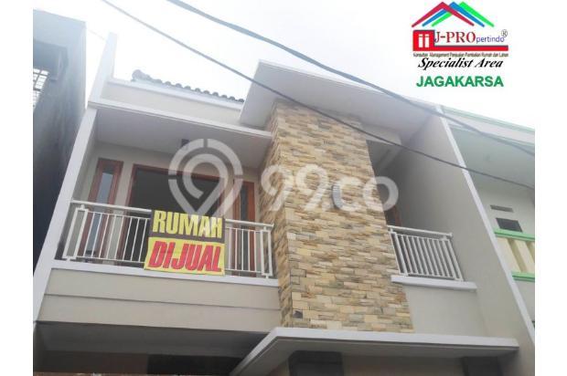 Rumah Baru di Ranco, Tanjung Barat - Jagakarsa, dekat Pasar Minggu 17711945