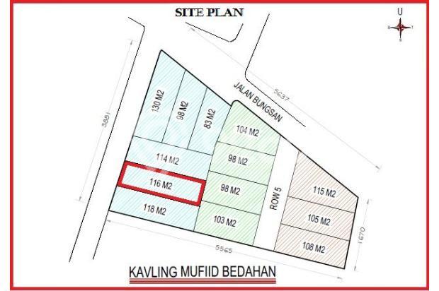 Potongan 100 Jt di Kaveling Taman Permata Sawangan 16224877