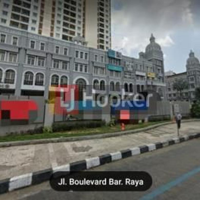 Ruko Italian Walk, Kelapa Gading Square, Area Jakarta Utara