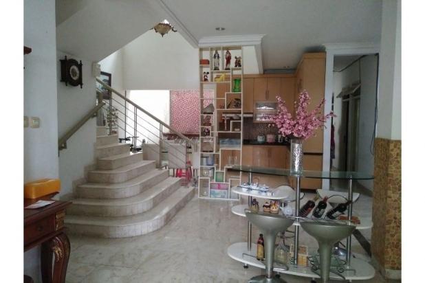Jual cepat rumah lux cantik di Taman semanan indah 7856914