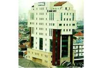 Disewa Ruang Kantor 210.66 sqm di Total Building, Slipi, Jakarta Barat