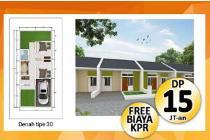 rumah launcing baru d banjaran dekat soreang dp 15 juta all in