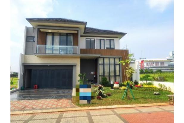 Rumah Cantik Bergaya Modern Minimalis di Kota Wisata Cibubur Cluster Miami Bebas Banjir Smart Home