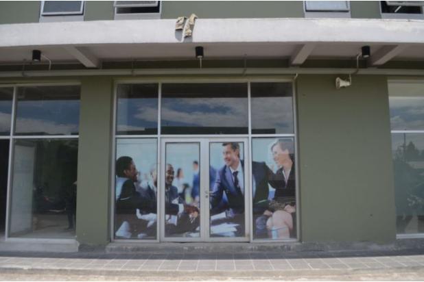 ruko murah dikawasan asia afrika apartemen potensi bisnis menguntungkan