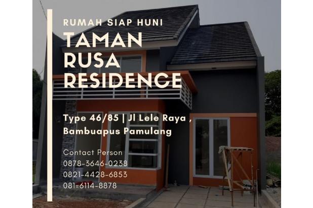 Rp667jt Rumah Dijual