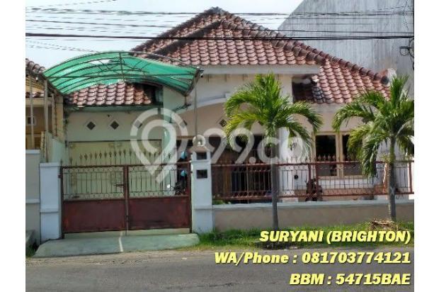 Dijual Rumah Strategis dan Nyaman di Nirwana Eksekutif Surabaya 13962051