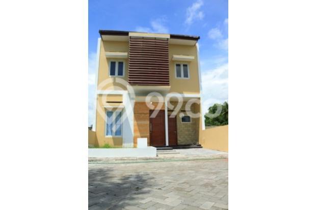 Rumah 2 Lantai Di Lingkungan Kampus UMY Jogja Tipe 75/101 14372080