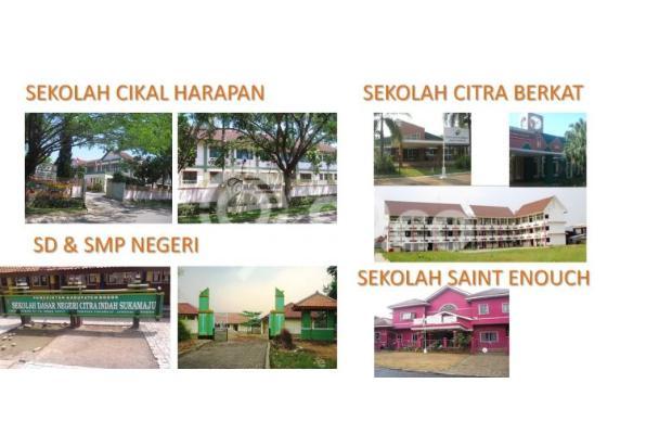 Rumah Over kredit Ebony 36/72 Citra Indah City 14418429