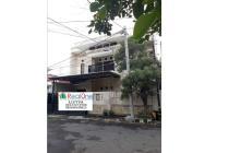 DIJUAL  Rmh 2 lantai Jl. Darmo Permai Utara, Sby Barat.