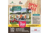 Baru launching OPI 3 Jakabaring, Tulip Residence !