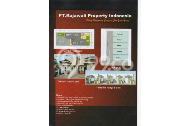 Dijual Rumah Minimalis Nyaman Strategis pilar Biru cibiru Bandung 17826363
