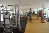 area gym center strategis di apartemen bandung cihampelas