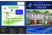 Dijual Rumah Baru 2 Lantai 1 M an Minimalis Villa Darmo Indah Surabaya
