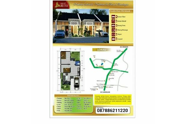 Rp305jt Rumah Dijual