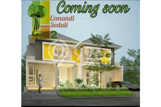 Rumah Minimalis Syariah Cemandi dekat Bandara 3 Juanda tanpa Bank 14305127