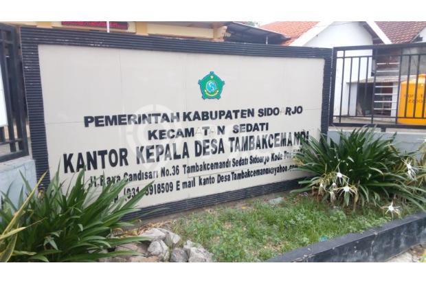 Rumah Minimalis Syariah Cemandi dekat Bandara 3 Juanda tanpa Bank 14305129