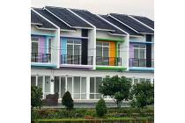 Aryana Karawaci, Rumah 2 lantai,DP 10%,free bphtb, ajb&balik nama