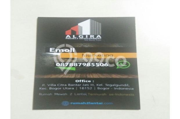 Jual Cepat Rumah Di Bogor 12397084