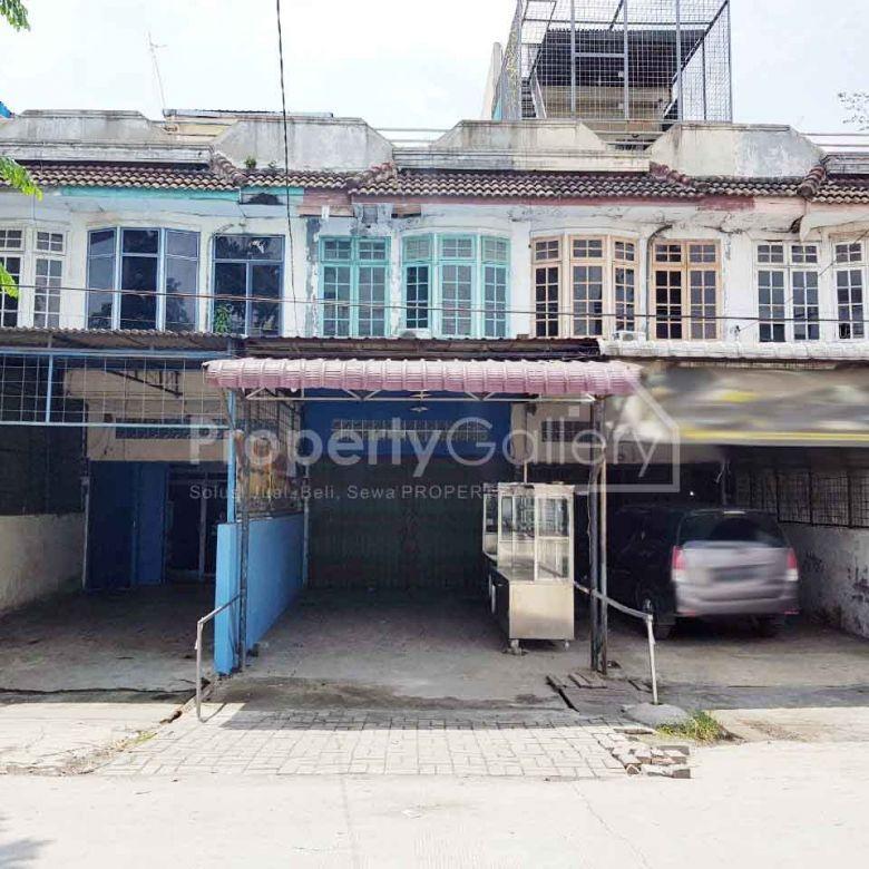 Ruko Jalan Bilal (dekat RS Imelda) Medan
