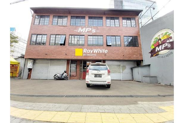 Bangunan Ex Resto Harga NJOP, Siap Operasional,
