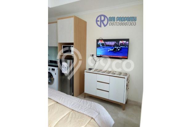 Apartemen Menteng Park Tower Diamond Tipe Studio Luas 28 m2 furnished 1,5M 17794693