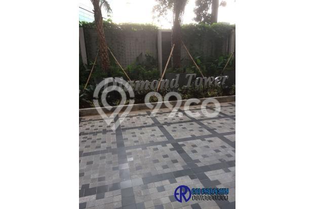 Apartemen Menteng Park Tower Diamond Tipe Studio Luas 28 m2 furnished 1,5M 17794701