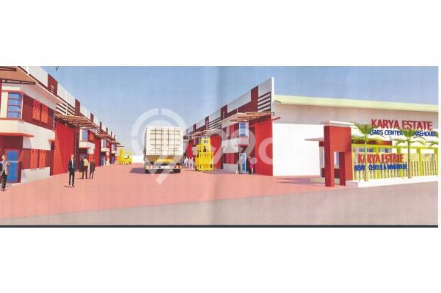 Dijual Gudang Karya Estate Bussines Center  2516082