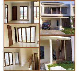 DiJual Rumah di Cluster Fortune Belleze, Graha Raya Bintaro, Tangerang, Lok