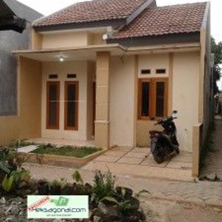 Rumah Baru Dijual Murah Jl lele Bambu Apus Pamulang Tangsel hks5583