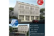 Dijual cepat Ruko Baru 3.5 lantai Gandeng di Taman Surya 5 - Pasar Laris