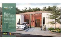 Dijual Rumah Cluster di Citaville Parung Panjang