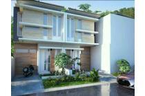 Rumah Surabaya 2 Lantai fi Jambangan Rp. 600 juta