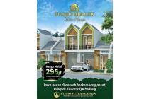 Perumahan Townhouse Premium Harga Murah D'Gio Malik
