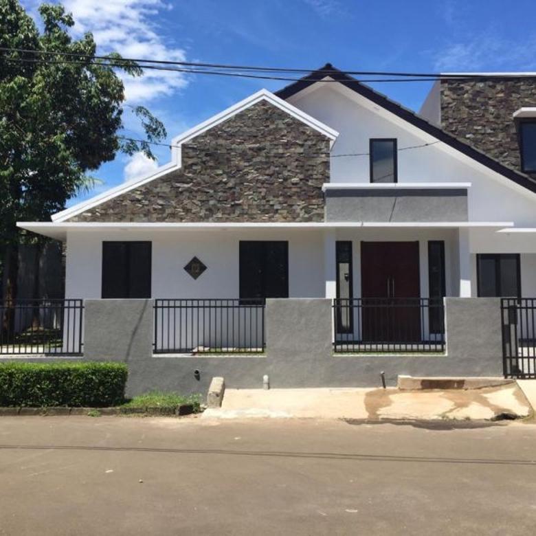 Rumah dijual di Bintaro Jaya Sektor 9 Kucica, SHM Bagus (gdn)