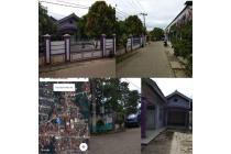 JUAL CEPAT Tanah Beserta Bangunan di Cikokol