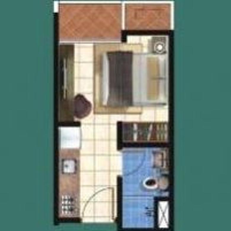 Apartemen Taman Anggrek Suite ( Studio )
