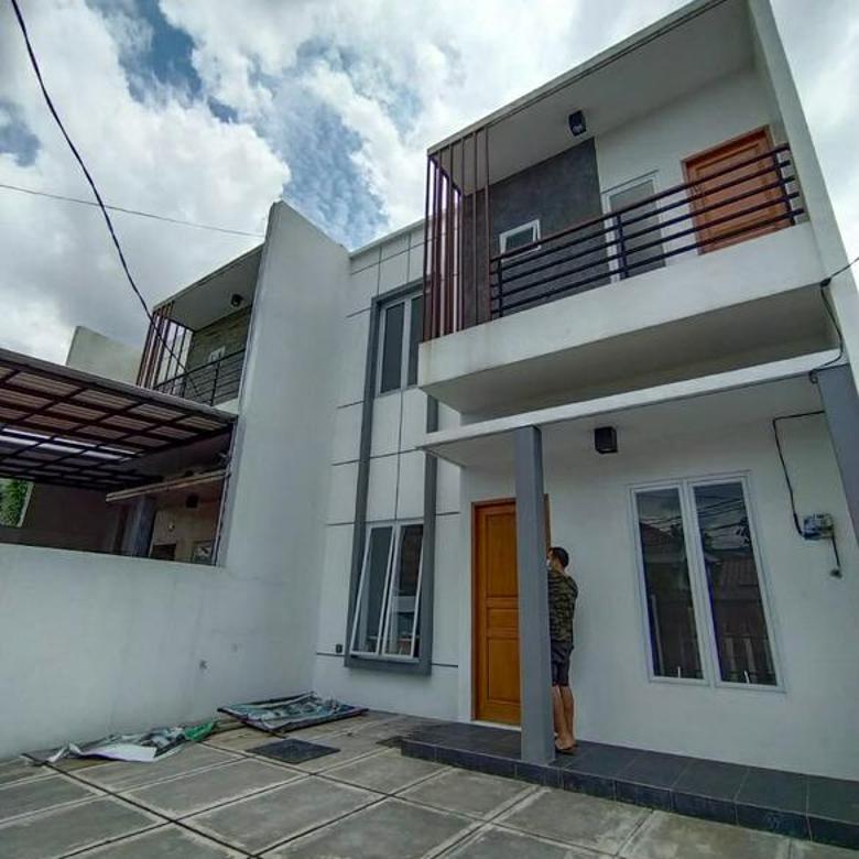 Rumah Siap Huni Di Kebayoran Lama Jakarta Selatan