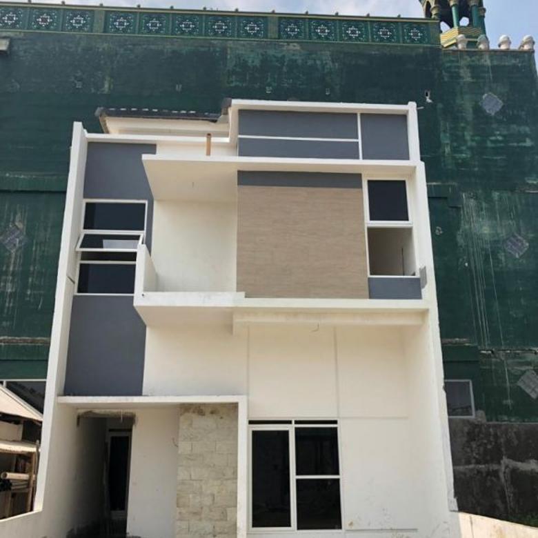 Rumah Nyaman Kawasan Soekarno Hatta Malang