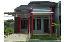 Di jual Rumah baru Murah dalam cluster di Serua tanggerang Selatan
