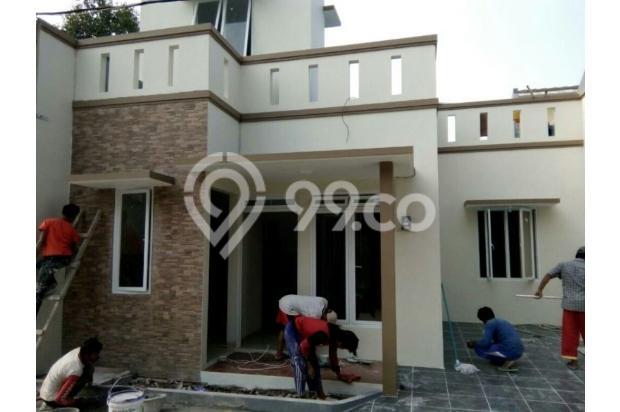 Rumah jakarta timur full dak siap 2 lantai 2kt 2km 12397154