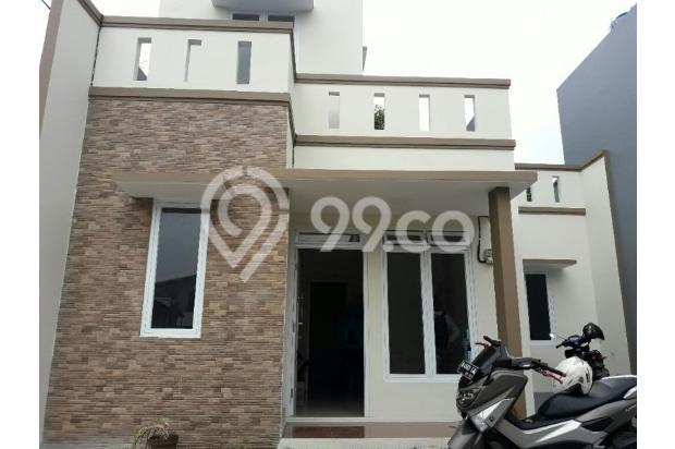 Rumah jakarta timur full dak siap 2 lantai 2kt 2km 12397155