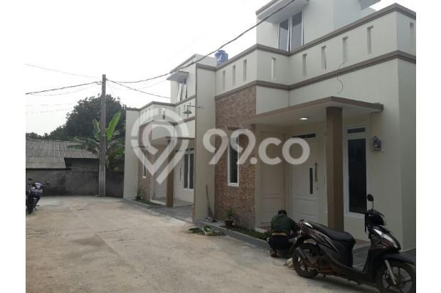 Rumah jakarta timur full dak siap 2 lantai 2kt 2km 12397159