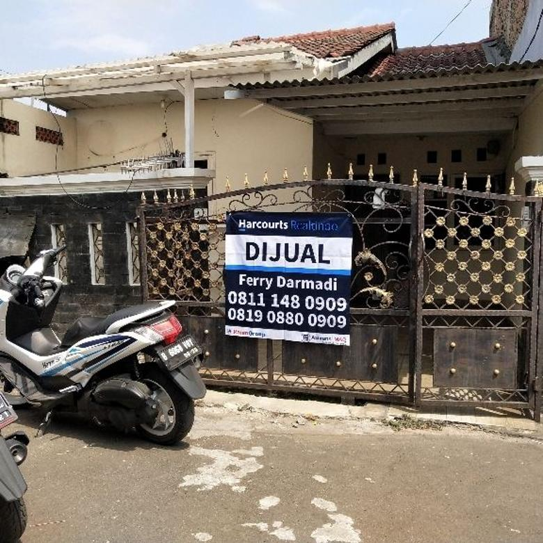 Rumah Murah Duta Bintaro Cluster Tampak Siring